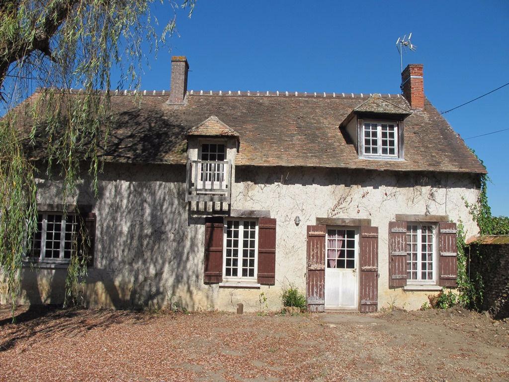 Maison ancienne région Saint Léger en Yvelines