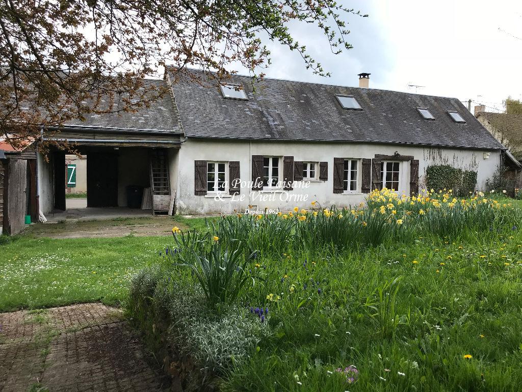 Maison ancienne Faverolles