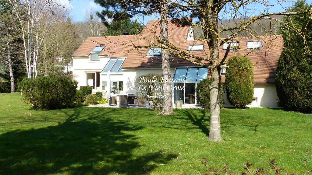 Saint Rémy les Cheuvreuse, maison d'architecte avec beaux volumes