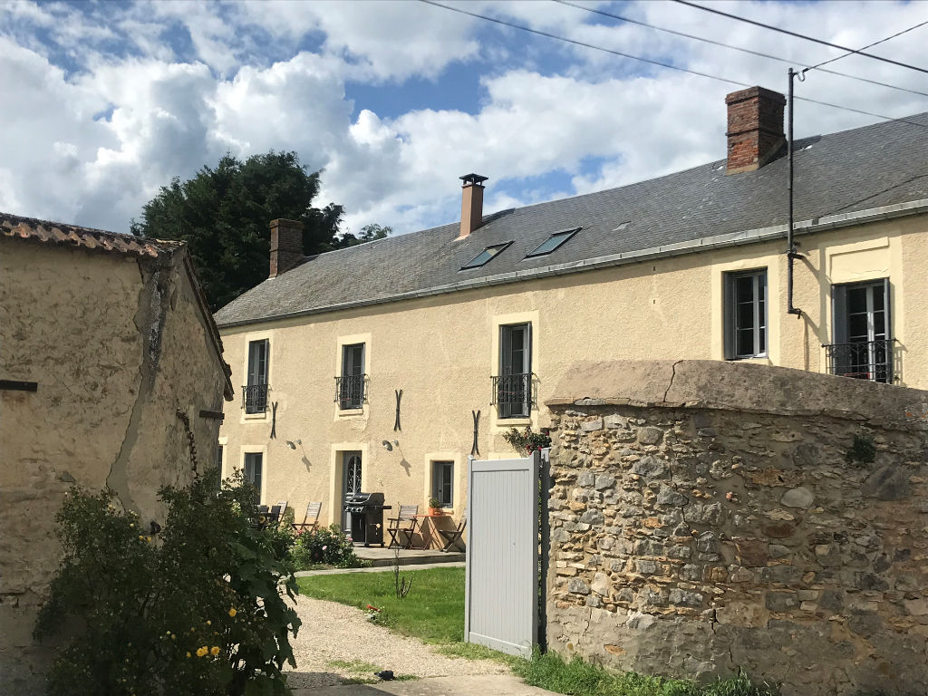 REGION RAMBOUILLET - Maison ancienne restaurée